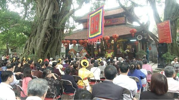 Thành phố Hưng Yên: Khai mạc lễ hội đền Mẫu