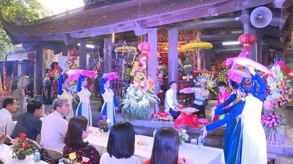 Khai mạc lễ hội đền Mẫu tại thành phố Hưng Yên