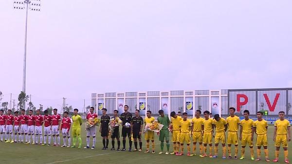 Đại thắng 5-0 trong trận mở màn, CLB Phố Hiến được thưởng nóng 100 triệu đồng