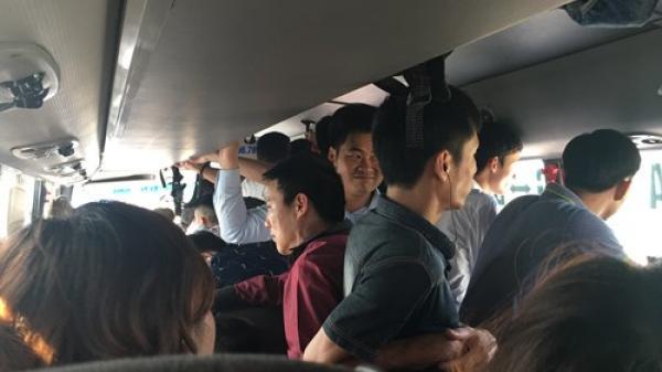 Hưng Yên: Xử phạt 65 triệu đồng xe khách 43 chỗ nhồi 90 hành khách