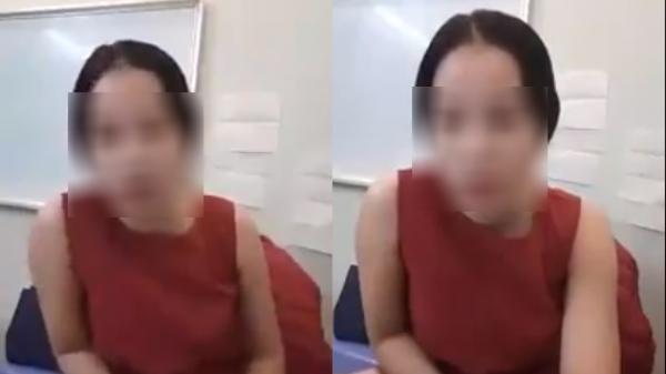 """Cô giáo quê Hưng Yên """"chửi học viên là con lợn"""" livestream phân trần"""