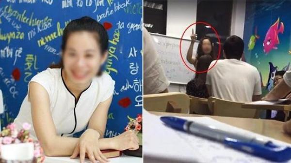 Trung tâm có cô giáo mắng học viên là 'óc lợn' hoạt động không phép