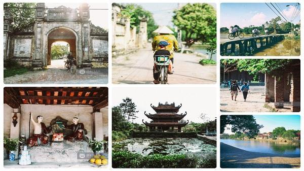 Ít ai biết rằng ở Hưng Yên còn có một ngôi làng cổ đẹp như tranh vẽ hằn in sắc màu thời gian qua 200 năm biến đổi