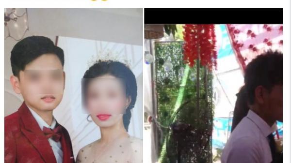 Hưng Yên: Xôn xao thông tin chú rể sinh năm 2000 kết hôn với cô dâu hơn 17 tuổi