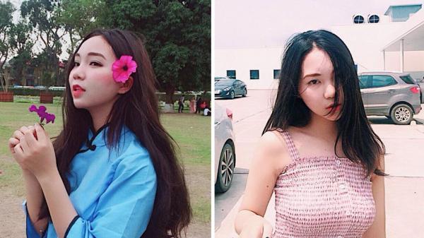 Cô gái 10x Hưng Yên siêu đáng yêu, nổi tiếng với các clip hát nhép