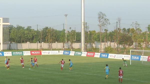 Phố Hiến FC thắng đậm 7-0 trước Fishsan Khánh Hòa