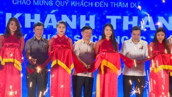 Khánh thành nhà máy nước sạch 200 tỷ đồng ở Kim Động, Hưng Yên