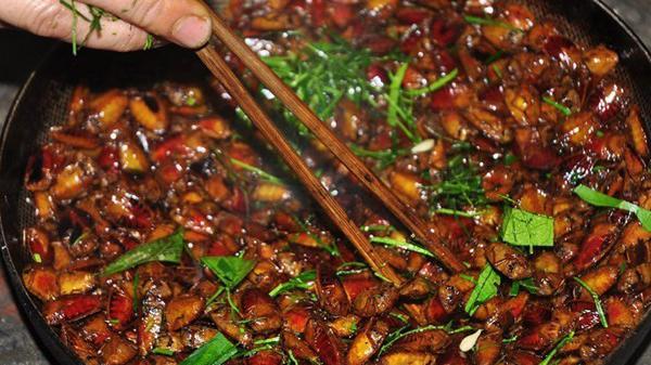 Ai mà tin được con này lại trở thành món ăn kinh điển của mùa hè ở Hưng Yên
