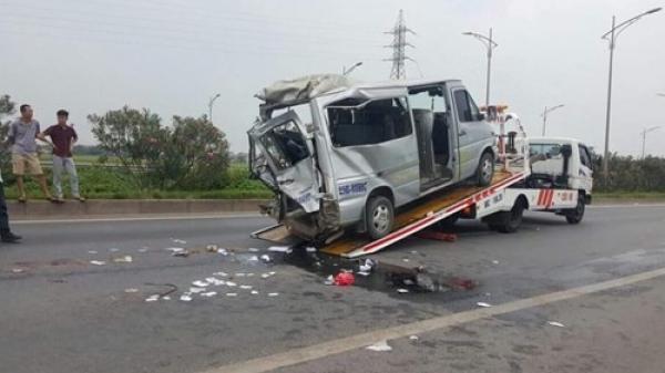 Tai nạn KINH HOÀNG khiến 1 người Hưng Yên t.ử vong, nhiều người bị thương