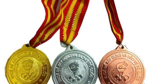 Hưng Yên giành 6 huy chương tại Giải vô địch Wushu trẻ toàn quốc