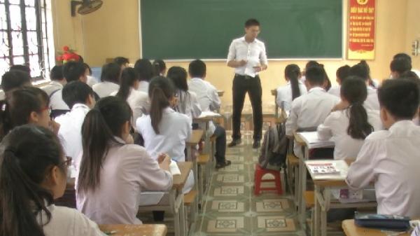 Hưng Yên: 1 lớp học có 21 học sinh đạt 27 điểm trở lên trong kỳ thi THPT quốc gia