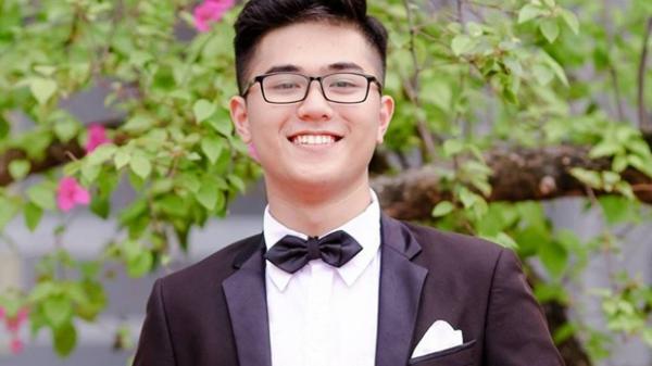 """""""Nam thần"""" đạt thủ khoa Đại học Y Hà Nội đến từ Hưng Yên là fan K-Pop, đặc biệt yêu thích DBSK!"""