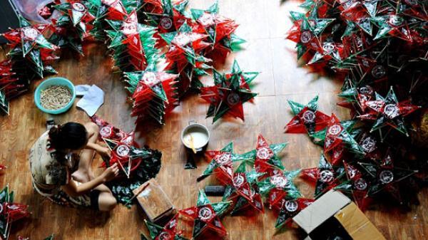 Tới Hưng Yên thăm làng nghề làm đồ chơi trung thu mang đậm bản sắc dân tộc