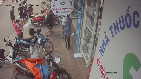 Hưng Yên: Hơn 10 đối tượng hung dữ đến nhà chủ quầy thuốc đe dọa?