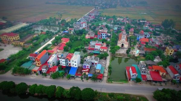 Hưng Yên công nhận thêm 8 xã đạt chuẩn nông thôn mới