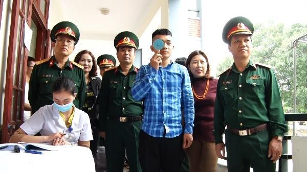 3 huyện đầu tiên ở Hưng Yên khám tuyển nghĩa vụ quân sự năm 2019