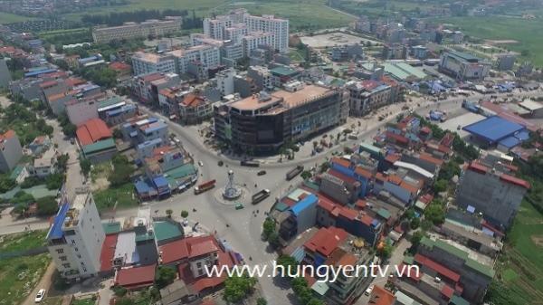 Ngày mai, huyện Mỹ Hào tổ chức lễ đón bằng công nhận huyện đạt chuẩn nông thôn mới
