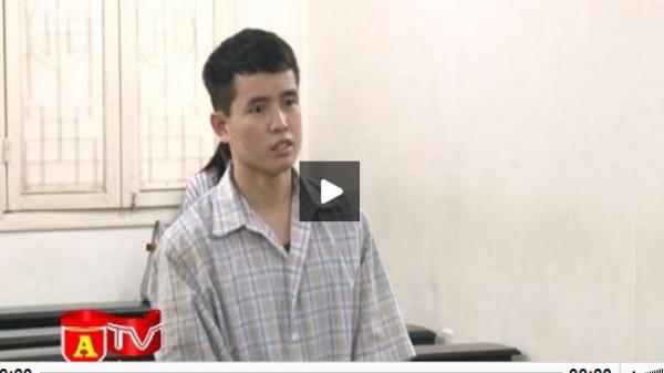 Vừa mới ra tù thanh niên Hưng Yên lại cướp điện thoại của người nước ngoài, tiếp tục lĩnh án 4 năm tù