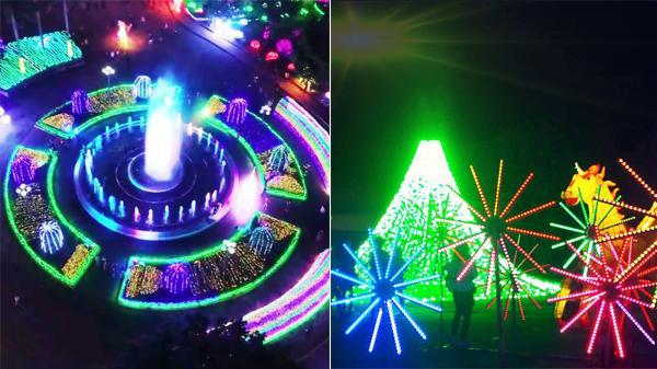 Rộn ràng sự kiện chưa từng có tại Hưng Yên: Lễ hội dân gian Phố Hiến lần đầu kết hợp với Festival hiệu ứng ánh sáng quốc tế