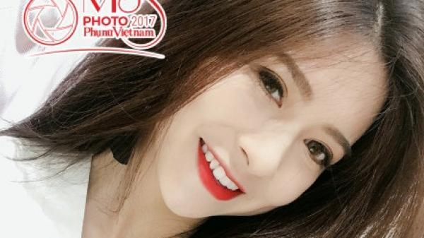 Thí sinh Miss Photo 2017: Nguyễn Kiều Trang đẹp lung linh đến từ Hưng Yên