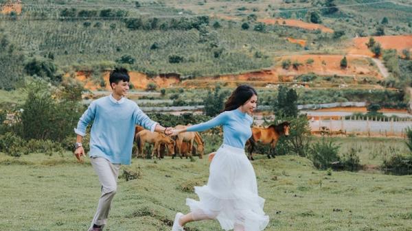 Chuyện tình đẹp như mơ của cặp đôi Hưng Yên nên duyên qua những chuyến đi phượt