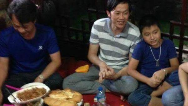 Danh hài Hoài Linh bất ngờ về Hưng Yên nhận thanh đồng nhỏ tuổi nhất Việt Nam làm con nuôi?