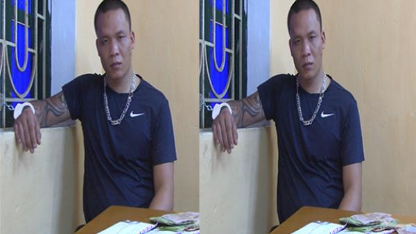 Hưng Yên: Bắt 'ông trùm' chuyên buôn bán ma túy cho các đầu mối bán lẻ cho các con nghiện