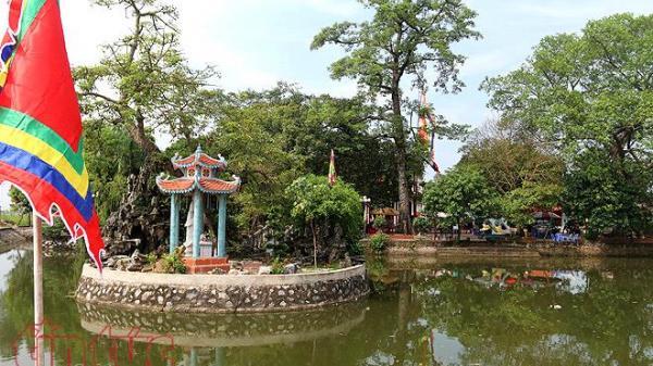 Chiêm ngưỡng ngôi đền duy nhất thờ Ngọc hoàng Thượng đế ở Hưng Yên