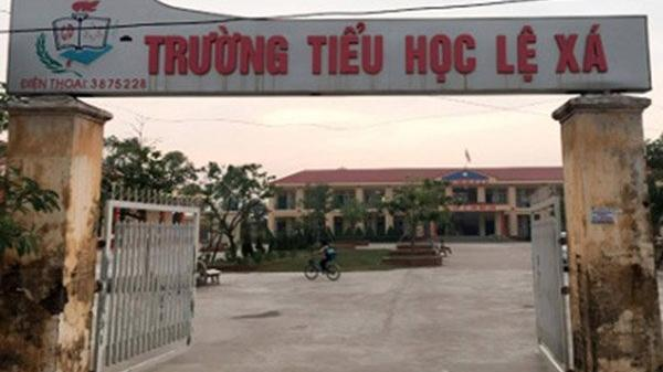 Sở GD&ĐT Hưng Yên lên tiếng vụ hiệu trưởng bị bắt do thu sai nhiều khoản tiền