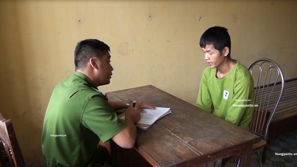 Bắt kẻ để trộm laptop tại phòng trọ ở Phù Cừ, Hưng Yên