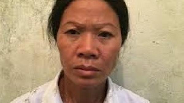 Lật tẩy tội ác của người vợ sát hại chồng bằng gậy ở Hưng Yên