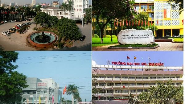 Top 10 trường đại học đáng học nhất tại Việt Nam năm 2017