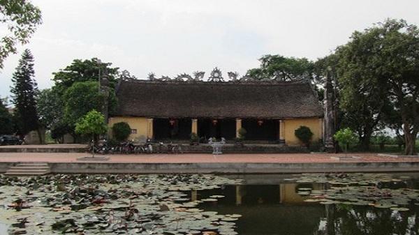 Về Hưng Yên khám phá cụm di tích đền Đa Hòa - đền Dạ Trạch - cửa Hàm Tử - Bãi Sậy