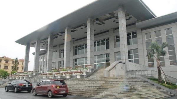 Dự án Khối nhà phục vụ Trung tâm hội nghị tỉnh Hưng Yên: Đấu giá lại quyền sử dụng đất dự án
