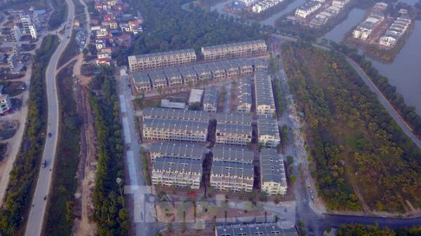 Bên trong khu 200 biệt thự không phép Hưng Yên muốn hợp thức hóa