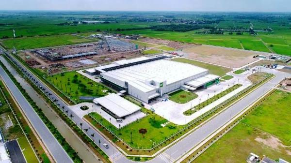 Hưng Yên: Khánh thành nhà máy thực phẩm hơn 70 triệu USD