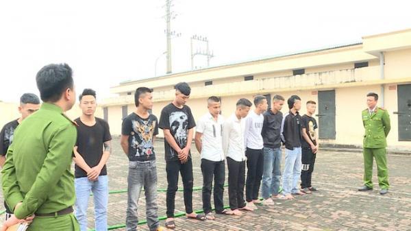 Hưng Yên: Gần 20 thanh niên 'hỗn chiến' trong đêm, 1 người thương tích nặng