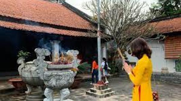 Một ngày đi 7 chùa ở Hưng Yên