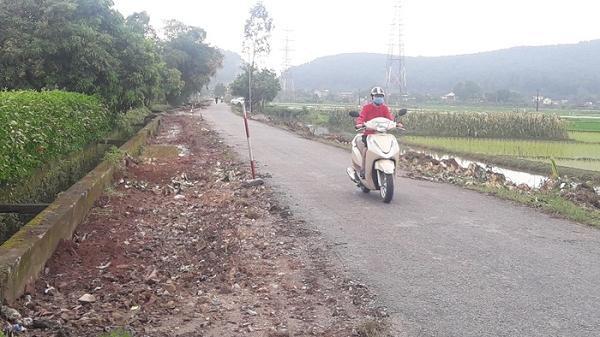 Kinh Môn: Đầu tư gần 15 tỷ đồng cải tạo đường huyện qua xã An Sinh