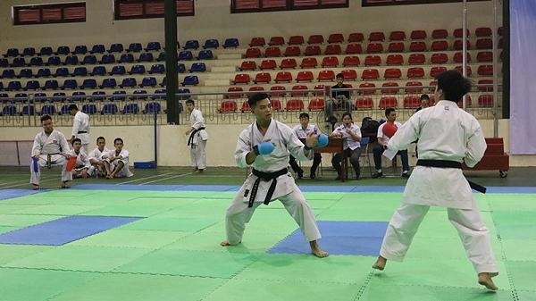 Nguyễn Công Minh - 9x tâm huyết với karate