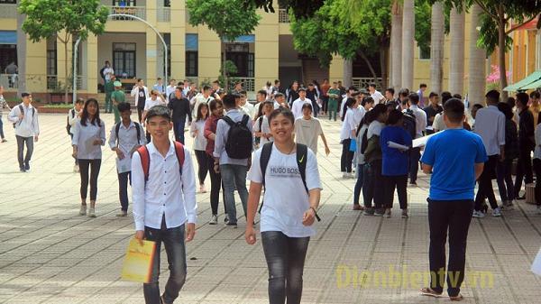 Điện Biên: Điểm thi trung bình THPT quốc gia 2019 xếp thứ 49 với mức điểm 5,15