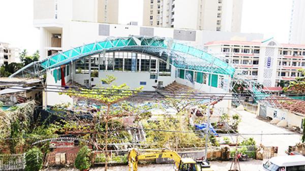 Trường Đại học Khánh Hòa: Nhà đa năng sẽ được xây mới