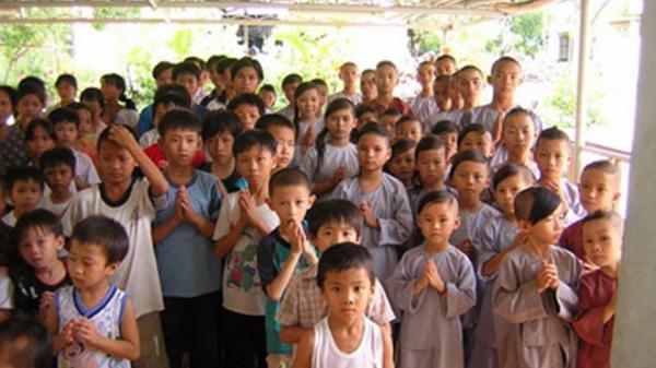 """""""Mái nhà"""" cổ tích của hàng trăm trẻ mồ côi ở Khánh Hòa"""
