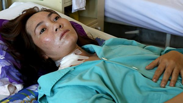 Khánh Hòa: Gã chồng hờ truy sát vợ trong cơn cuồng ghen