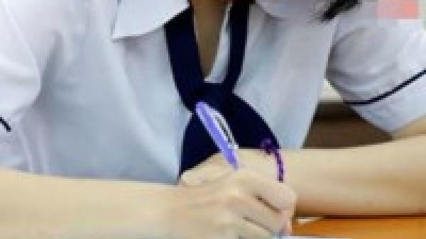 Lộ đề thi học kỳ ở Khánh Hoà