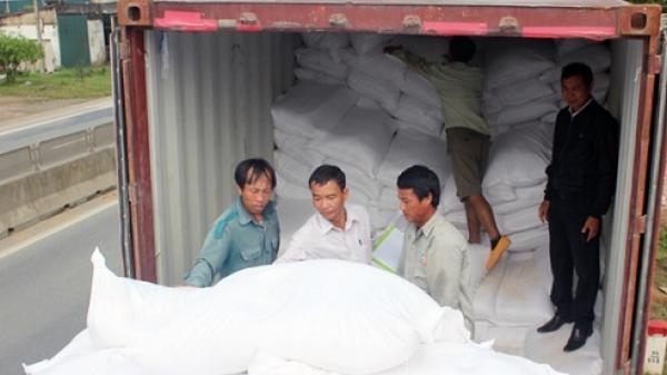 Người dân Khánh Hòa, Thanh Hóa được trợ cấp gạo sau bão lũ