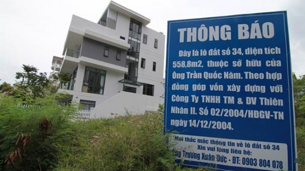 Khởi tố vụ án lừa đảo tại dự án Ocean View Nha Trang