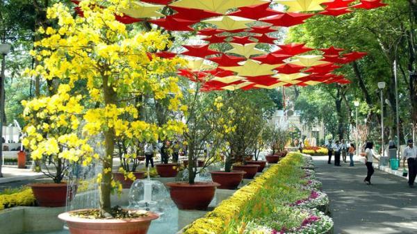 Từ ngày 8 đến 20/2: Nha Trang sẽ tổ chức Hội Hoa xuân 2018