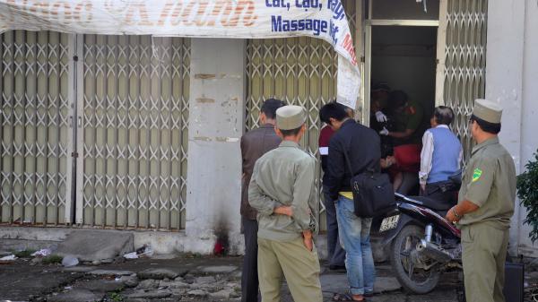 Nha Trang: Hung thủ hạ sát nữ chủ tiệm massage bị thương khi gây án
