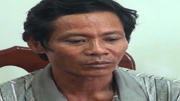Bắt đối tượng chém anh trai, trốn truy nã 18 năm